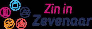 Zin in Zevenaar Logo Transparant